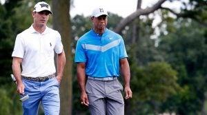 Tiger Woods, Billy Horschel didn't make Tour Championship