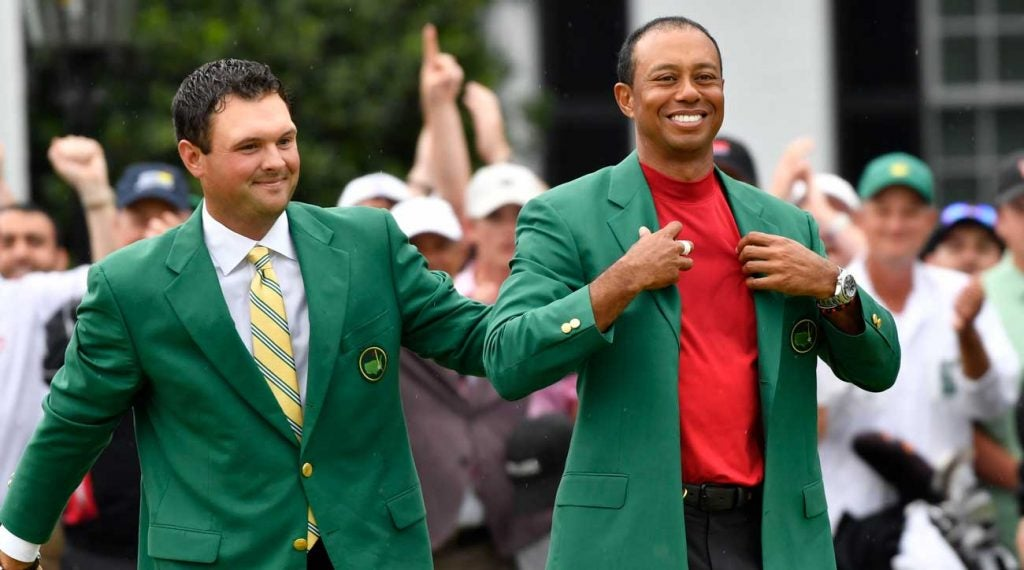 Tiger Woods captured his 15th major title at the Masters in April.