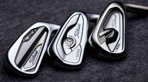 Titleist T-Series irons