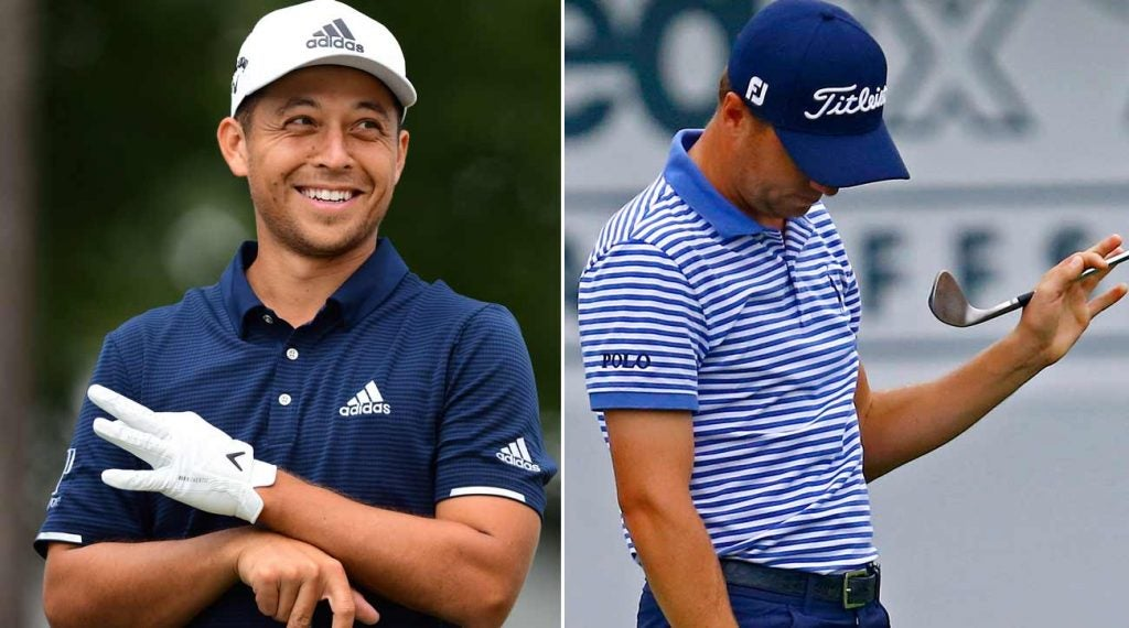 Xander Schauffele was one of the biggest winner's at the Tour Championship, while Justin Thomas lost a lot of potential earnings.