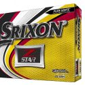Tour golf balls: Srixon Z-Star