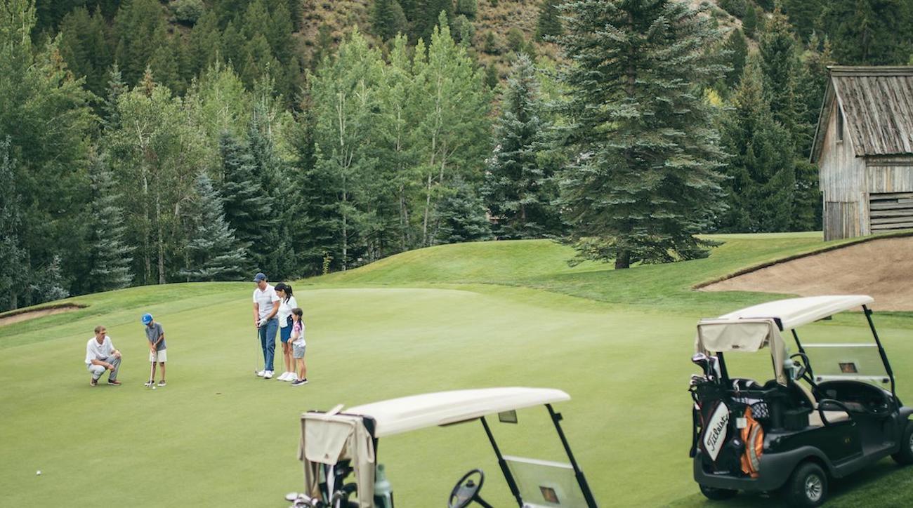 Beaver Creek Golf Club.