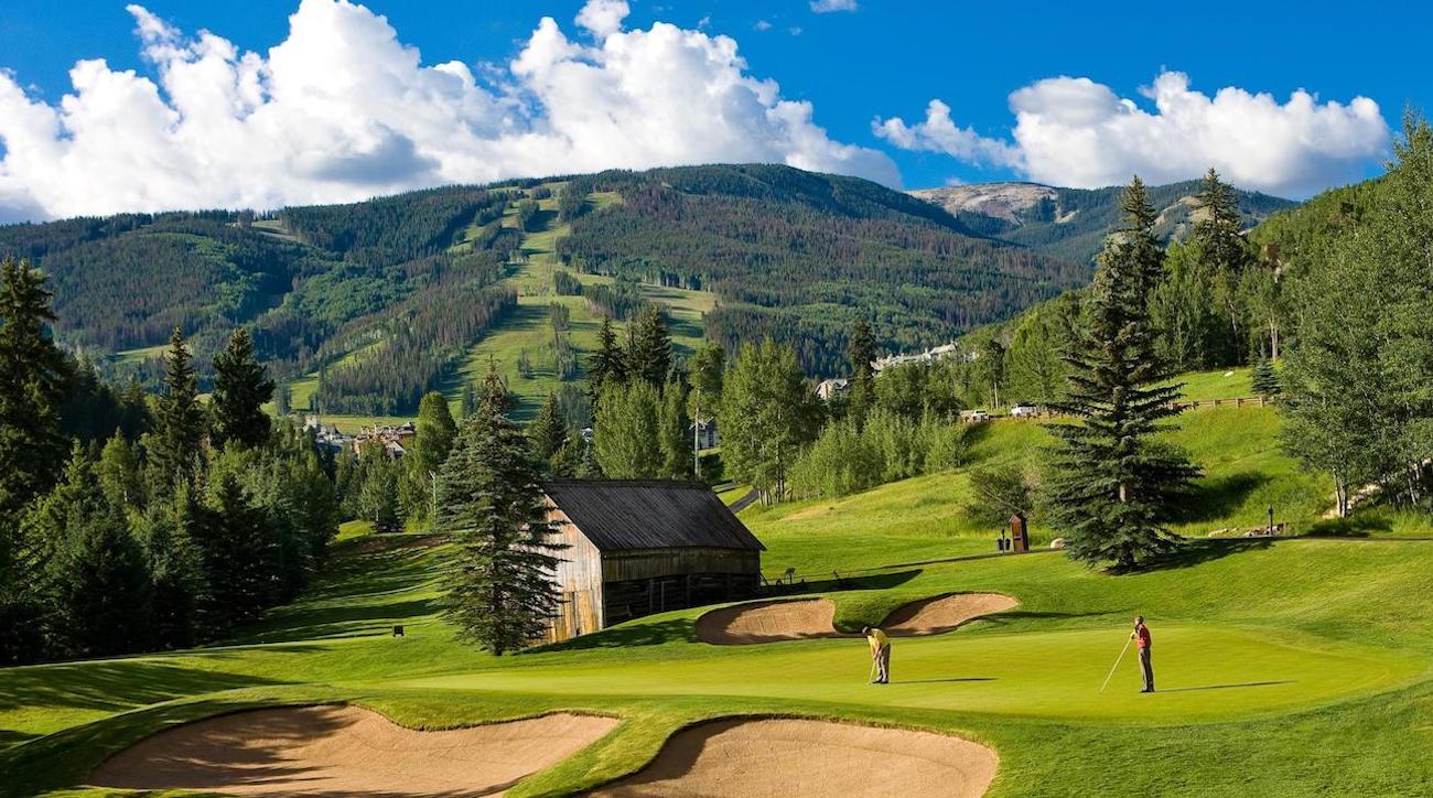 A view of Beaver Creek Golf Club.