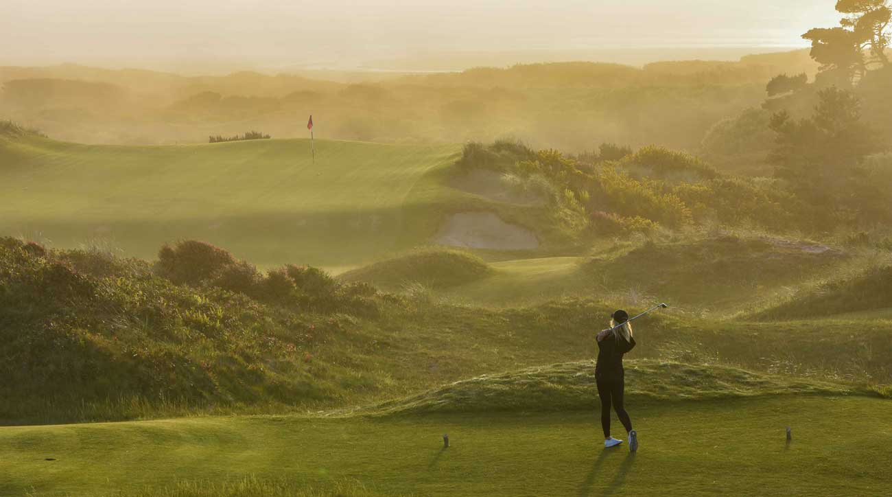 Bandon Dunes charges half off for a replay rate —and if you can sneak in a third round in a day, that one's free.