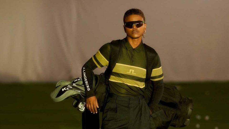 Chimi x J.Lindeberg Golf