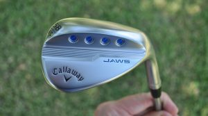 Callaway's MD5 features an updated Jaws groove for even more zip.