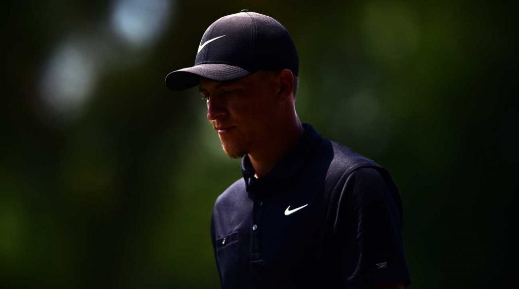 Cameron Champ had no lack of highs and lows in his rookie year on the PGA Tour.