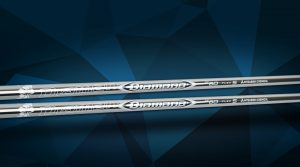 Mitsubishi's Diamana ZF shaft is the fourth profile in the lineup.
