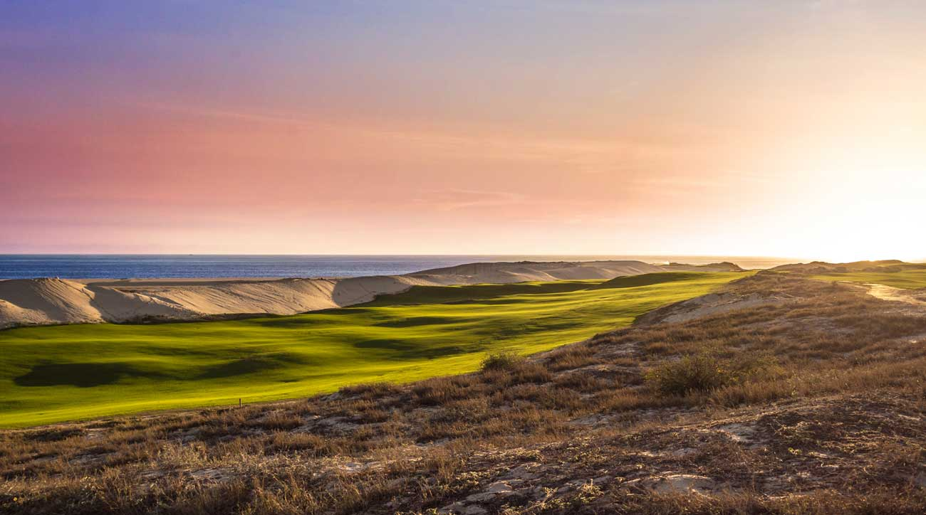 No expense is spared at the Resort at Diamante, a lavish, private enclave which boasts a Tiger Woods-designed golf course on the Pacific Ocean.