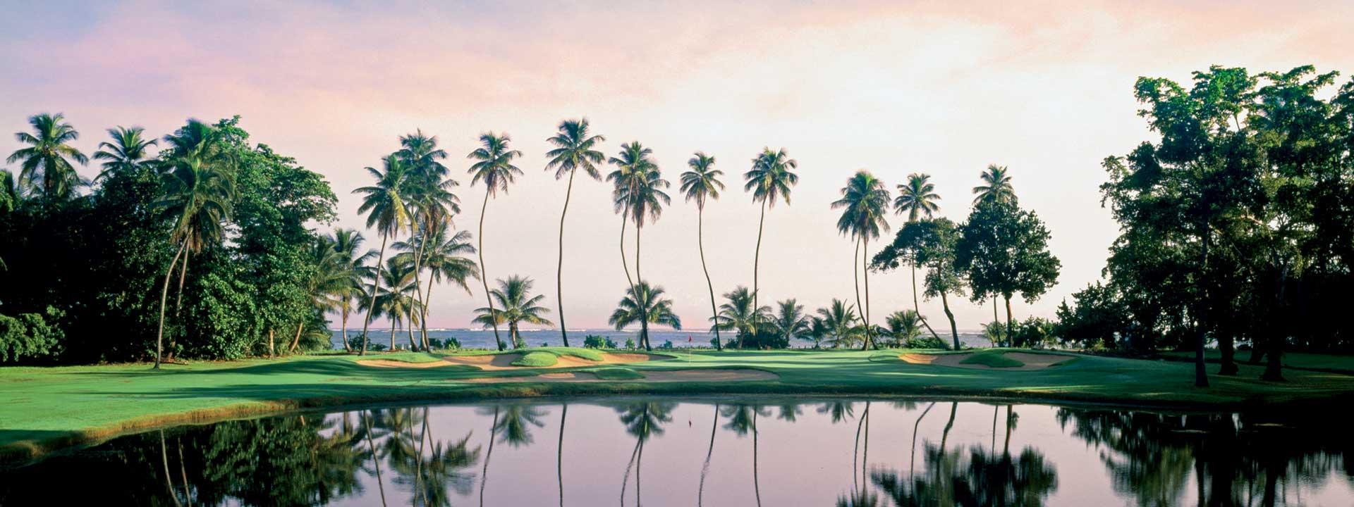 Dorado Beach, GOLF's Top 100 Resorts