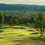 Forest Dunes' The Loop is one of only two reversible 18-hole courses in the U.S.