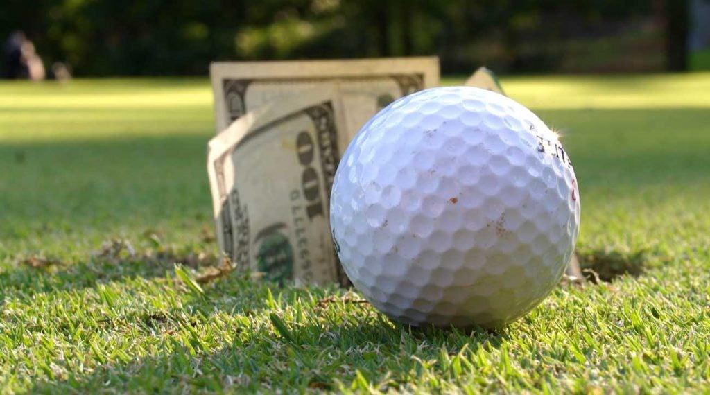 golf betting games daytona