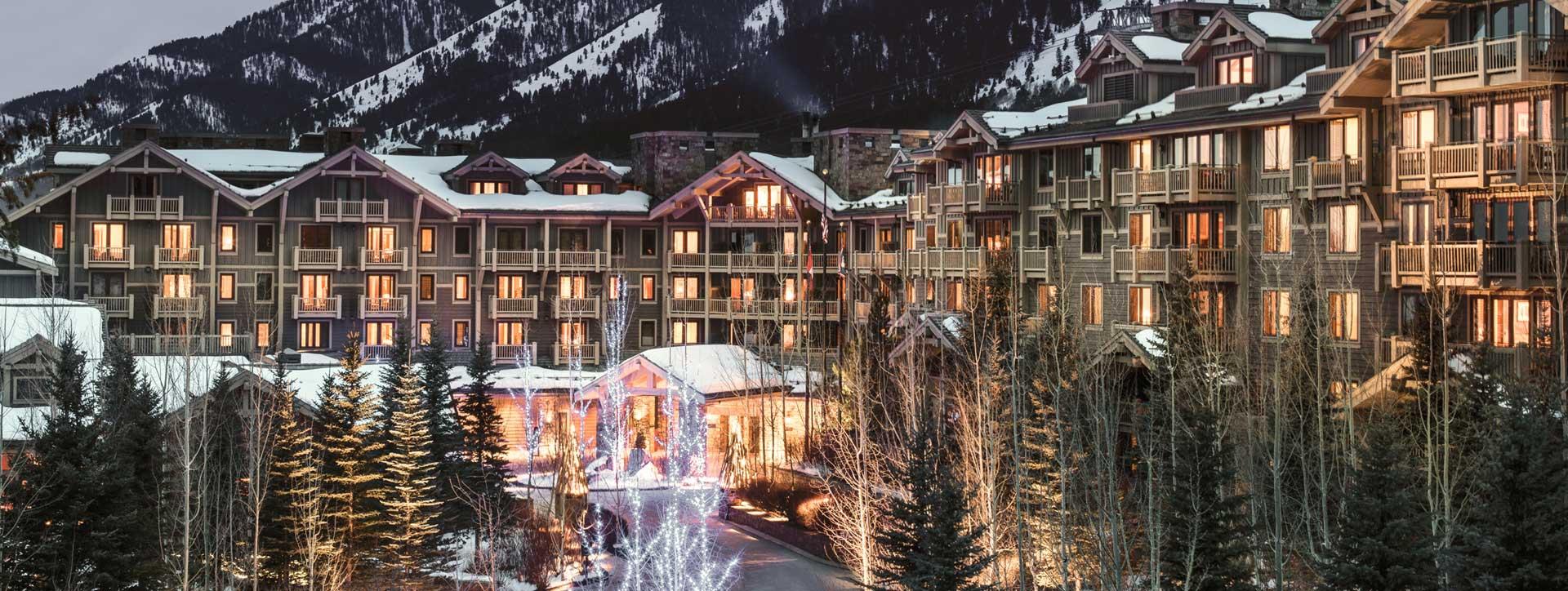 Four Seasons Resort Jackson Hole, GOLF's Top 100 Resorts
