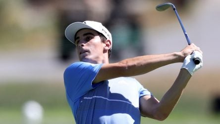 Joaquin Niemann earned his first Tour victory as a Ping equipment staffer.