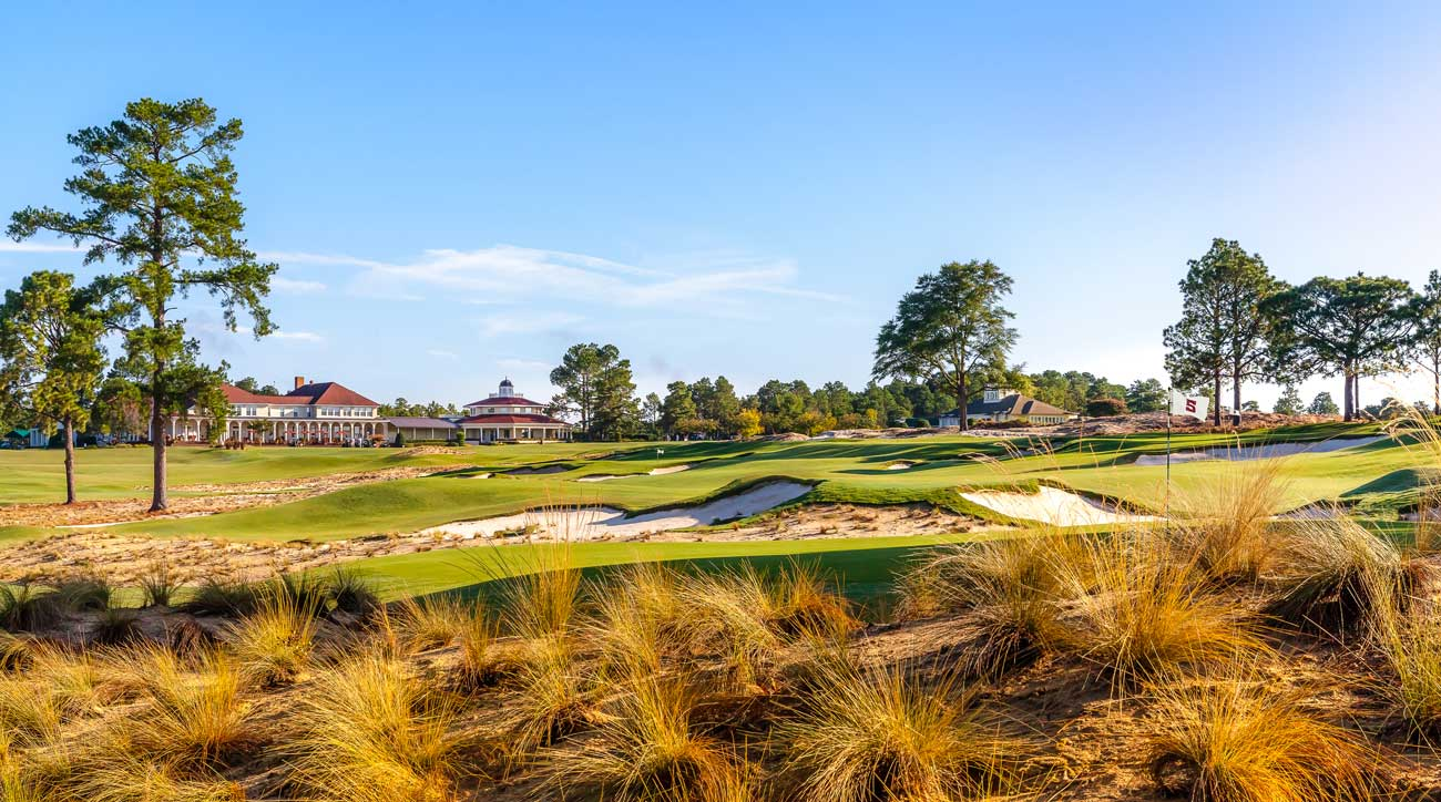 The Cradle at Pinehurst is a miniaturized bundle of fun.