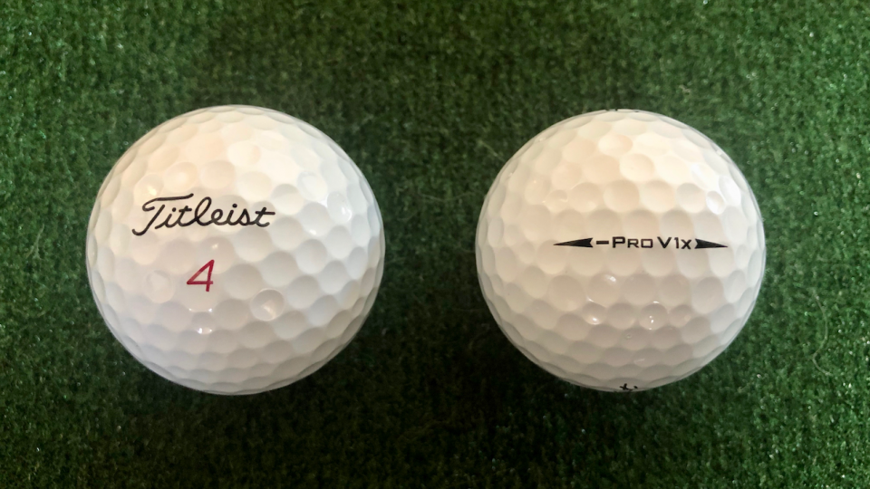 Once a Tour-only offering, Titleist's Pro V1x 'Left Dot' will soon be available for public consumption.