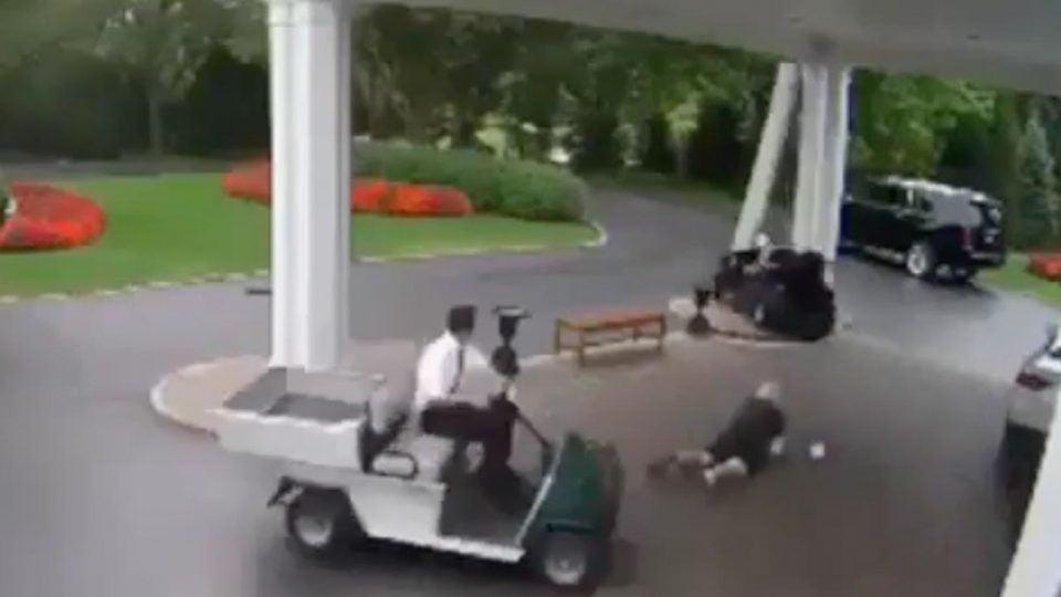 rogue golf cart