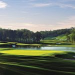 The idea of the first true American golf trail was born in Alabama with the Robert Trent Jones Golf Trail in the late 1980s, with Ross Bridge serving as one of its marquee courses.