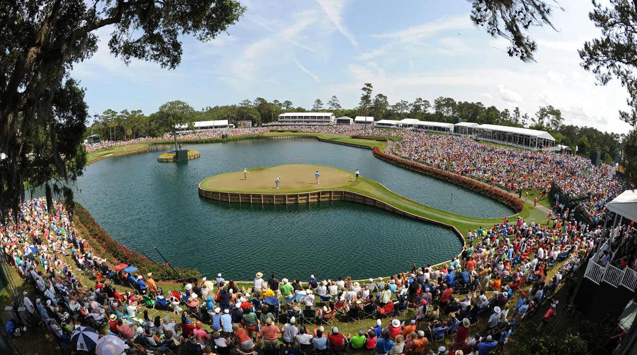 TPC Sawgrass hosts the Players Championship every year.