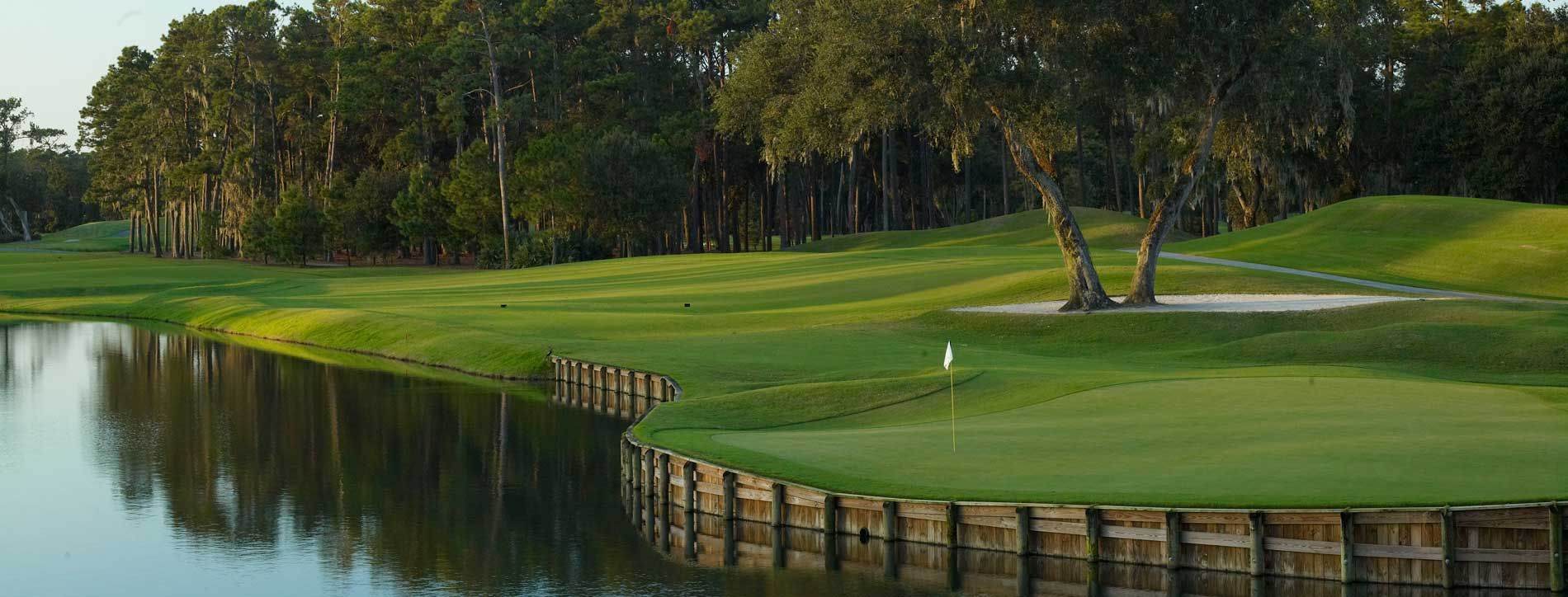 No. 16 at TPC Sawgrass ushers in one of golf's most famous finishing stretches.