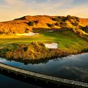 The Blue course at Streamsong Resort