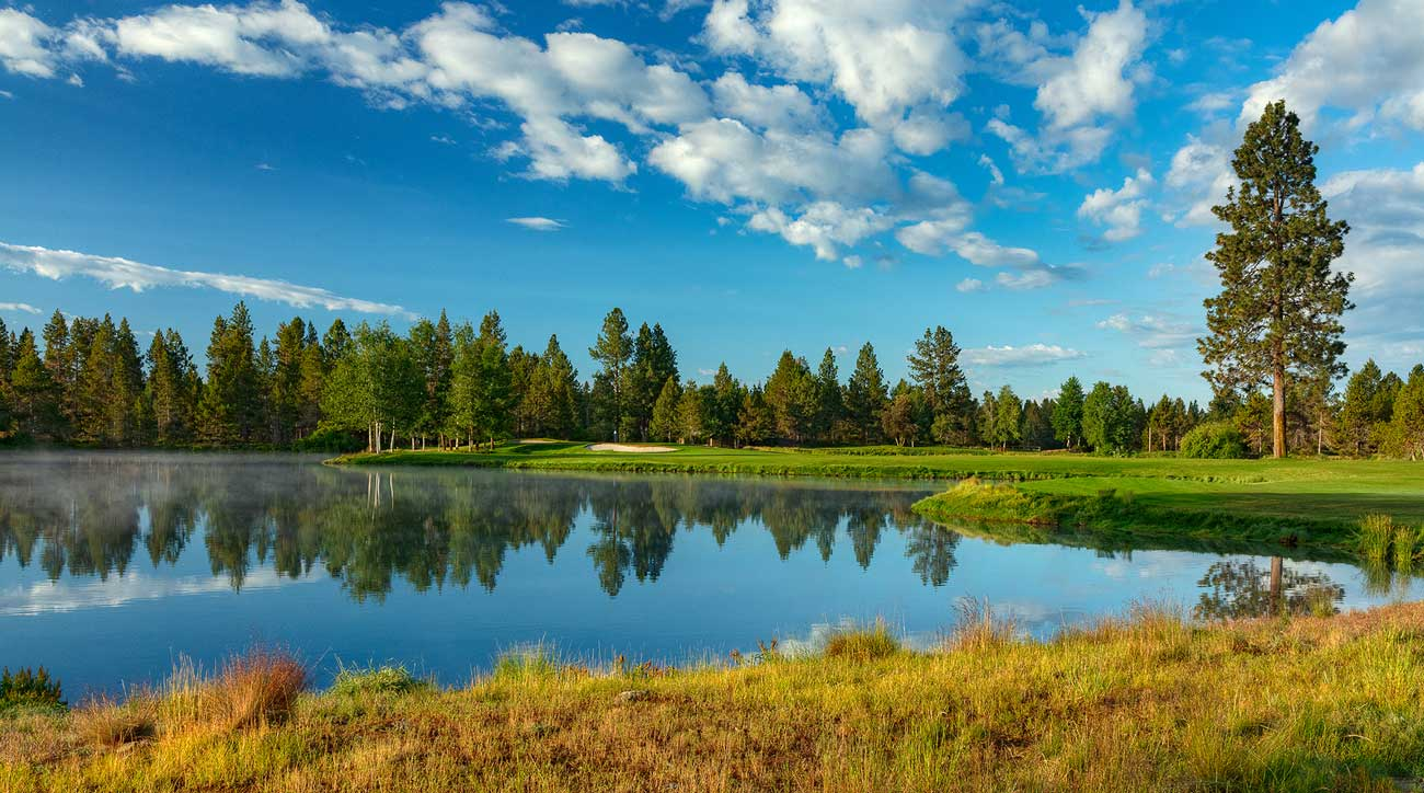 Summer months are the heyday at Sunriver and the best time to go with long days and plenty of sunshine.