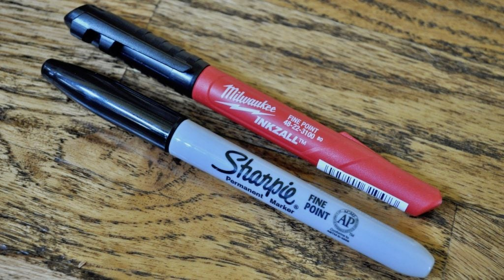 Is there a difference between Tiger's Milwaukee Inkzall and a basic Sharpie?