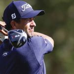 Adam Scott upped the loft on his Titleist TS3 driver after playing a practice round with Nick Watney.
