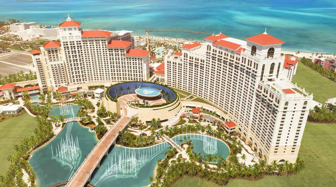 Baha Mar Resort, Golf's Top 100 Resorts