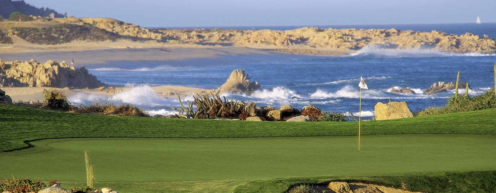 Cabo Del Sol Beach and Golf Resort, GOLF's Top 100 Resorts