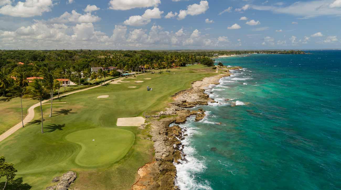 Golf at Casa de Campo Resort.