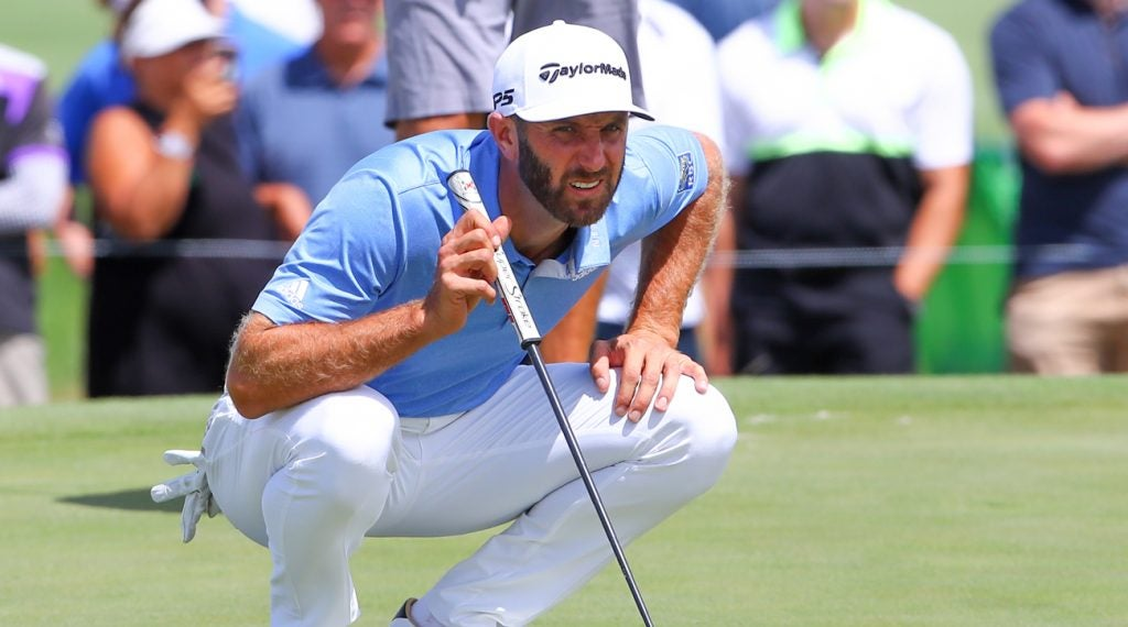 Dustin Johnson should be back and healed in time for his normal playing schedule this fall.