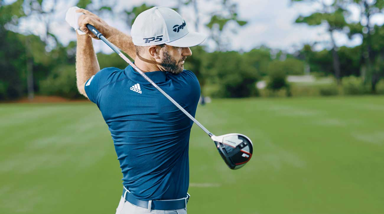 All-world drivers like Dustin Johnson have a bevy of resources at their disposal when it comes to conducting driver and shaft testing.