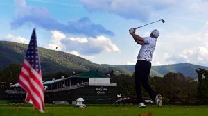 SUnday final round at Military Tribute at the Greenbrier