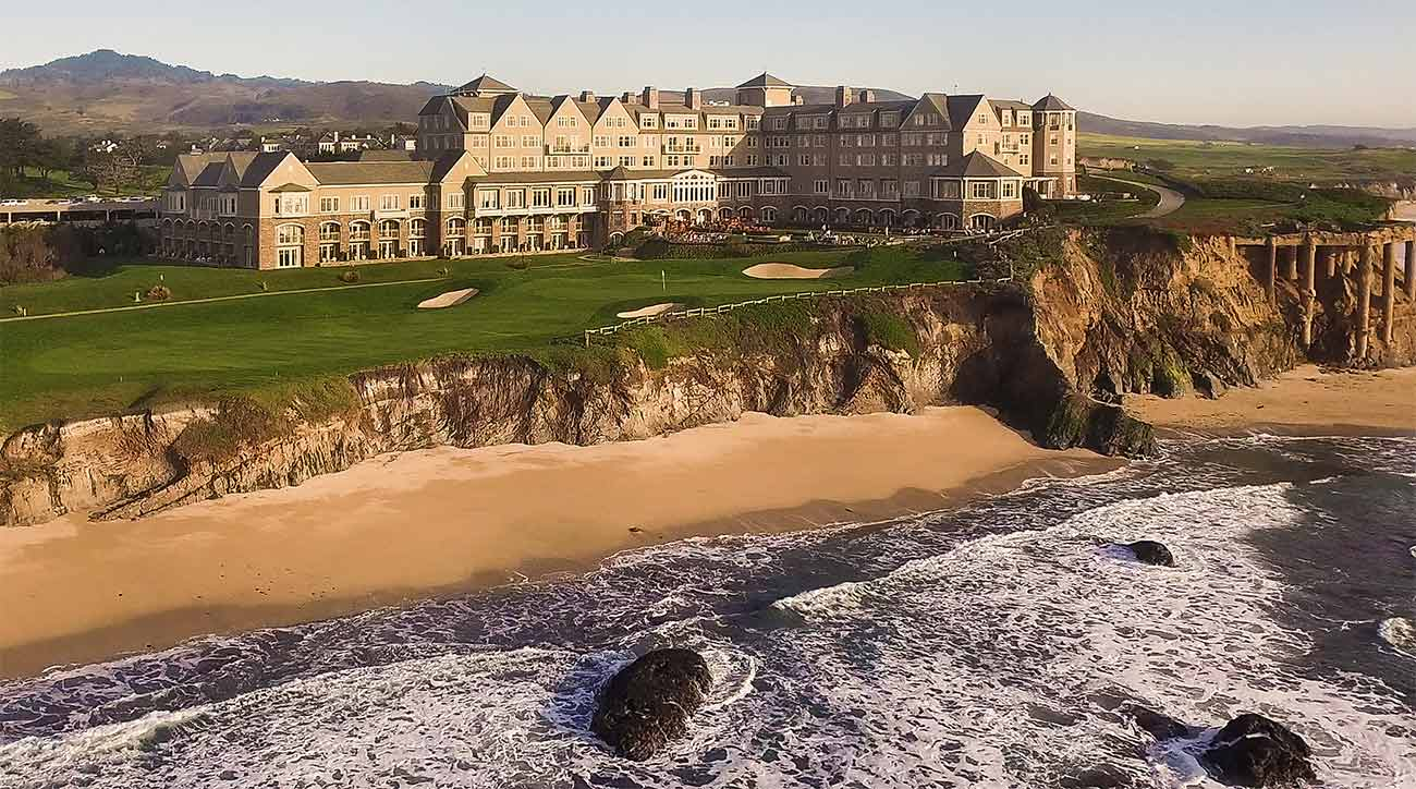The Ritz-Carlton in Half Moon Bay.