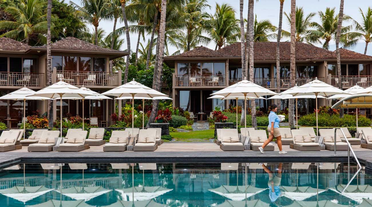 Four Seasons Resort Hualalai, GOLF's Top 100 Resorts