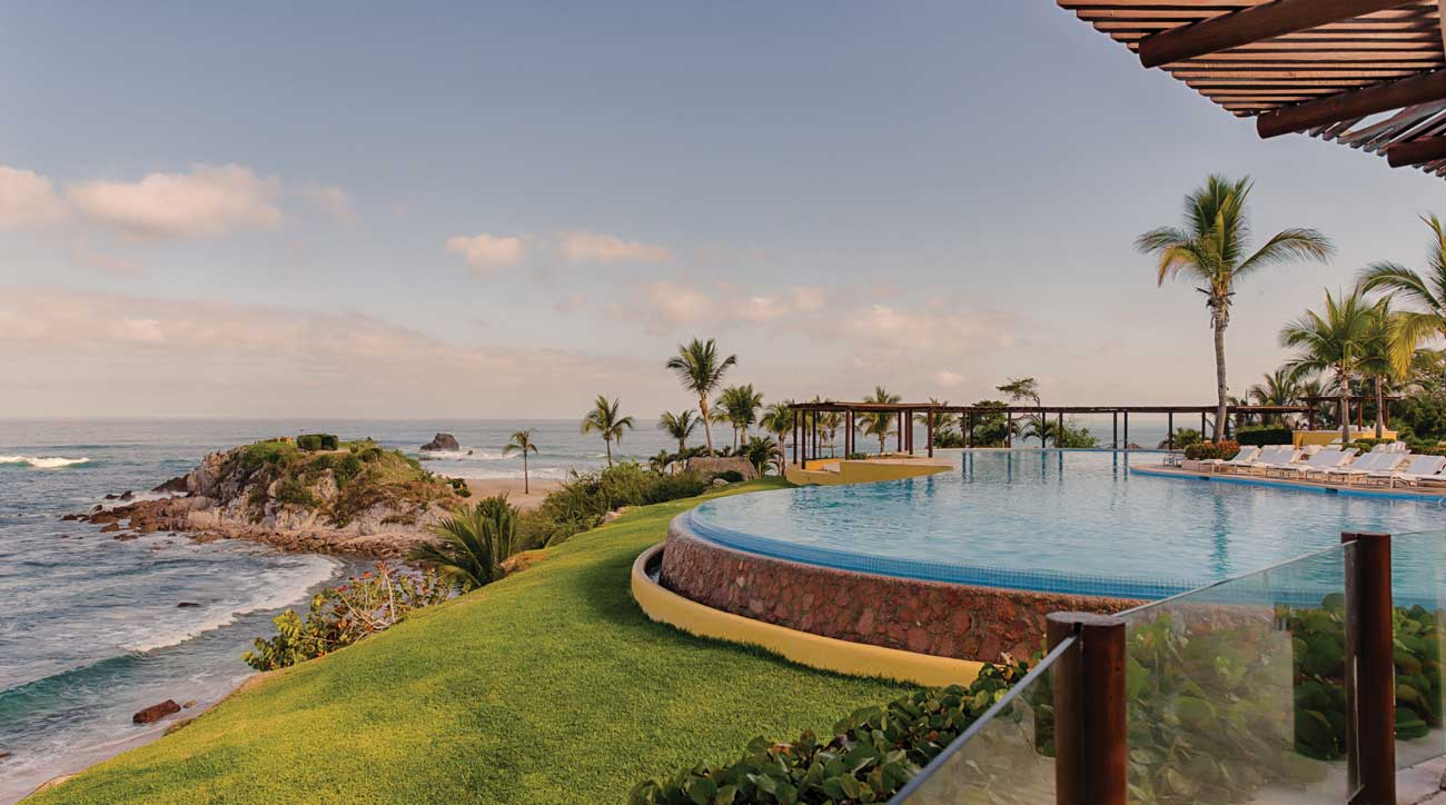 Four Seasons Resort Punta Mita, GOLF's Top 100 Resorts