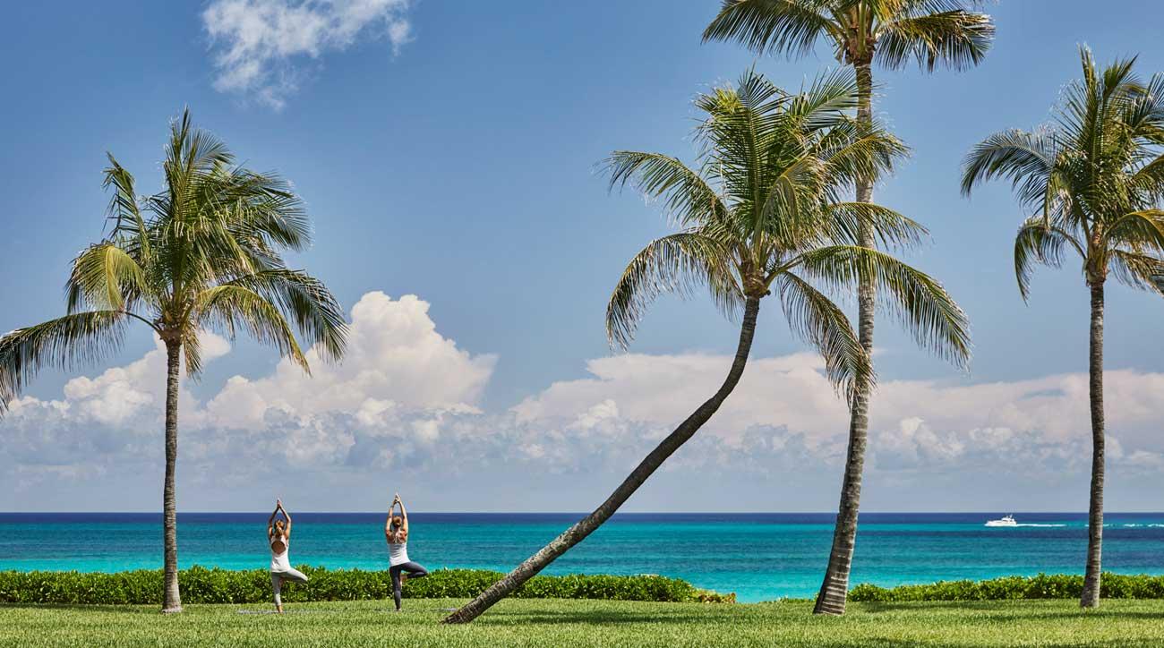 Four Seasons Resort, The Ocean Club, GOLF's Top 100 Resorts