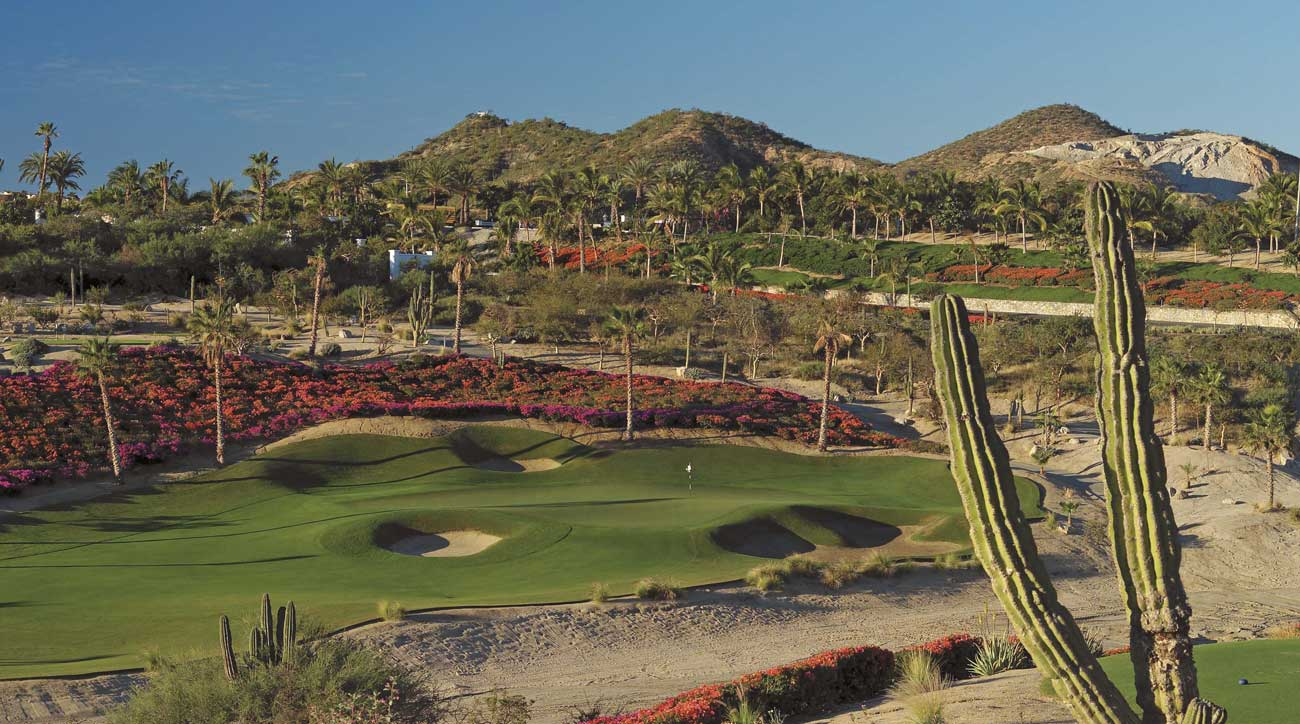 One & Only Palmilla, GOLF's Top 100 Resorts