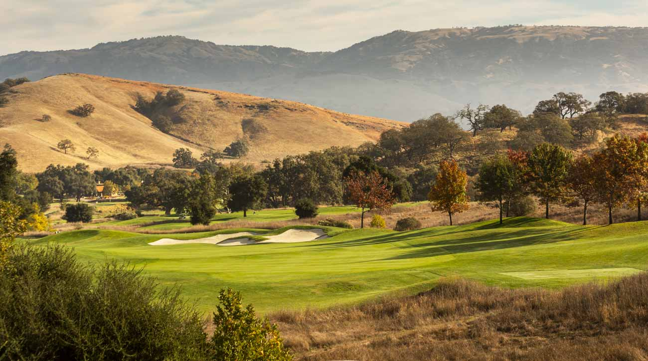 Golf at Rosewood CordeValle Resort.