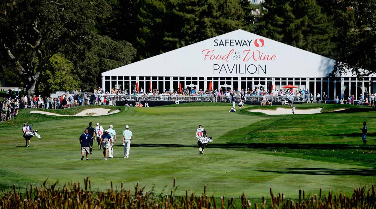 The Safeway Open is played at Silverado Country Club.