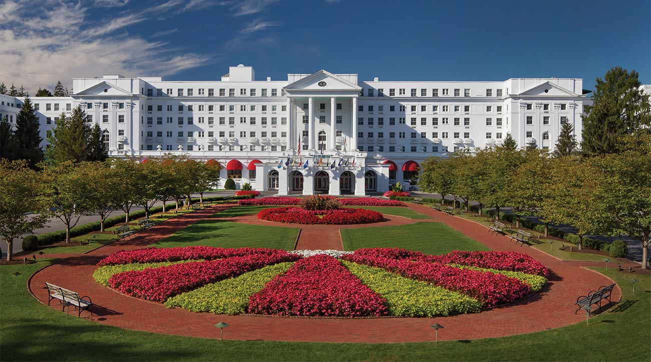 A look at the iconic Greenbrier in West Virginia.