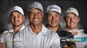 Tiger Woods headlines 'The Challenge: Japan Skins'