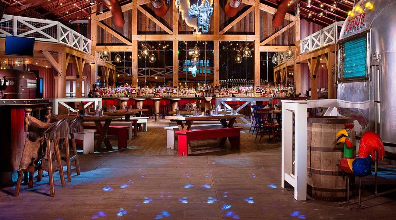 A look at one of the restaurants at Turning Stone Resort & Casino in Verona, N.Y.