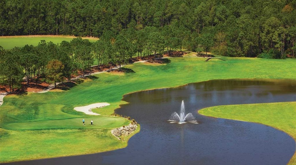 The golf at Walt Disney World Resort is top-notch.