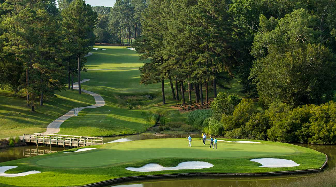 There's no shortage of superb golf at Colonial Williamsburg Resort.
