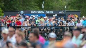 The 2019 Houston Open kicks off Thursday, October 10.