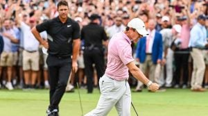 Rory McIlroy took down Brooks Koepka at East Lake, but Koepka thinks he has the upper hand.