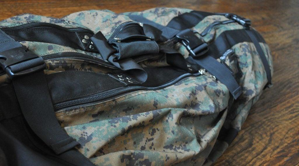 Club Glove makes a durable travel bag.