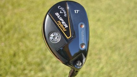 Callaway's Super Hybrid is packed with technology.
